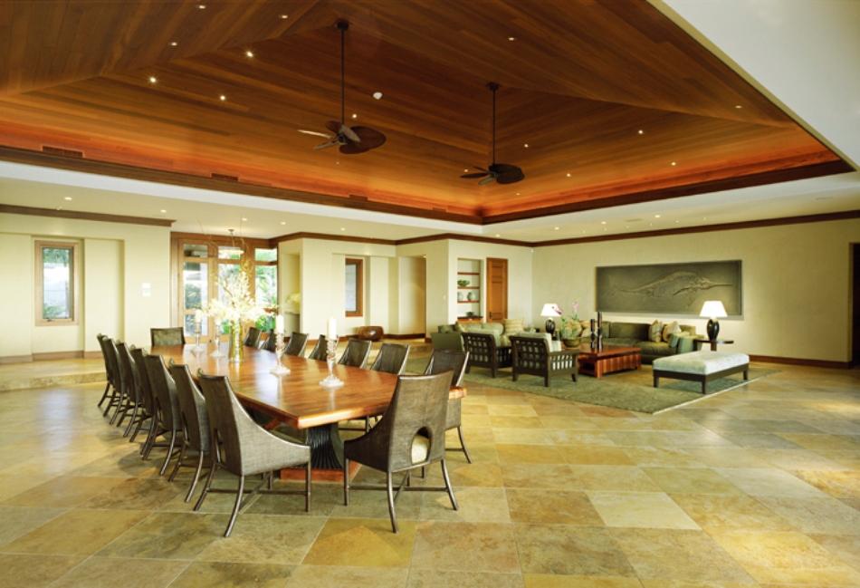Mauna Kea Residences Bluffs 5005 Living Room