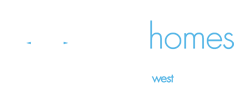 Luxury Homes by East West Logo