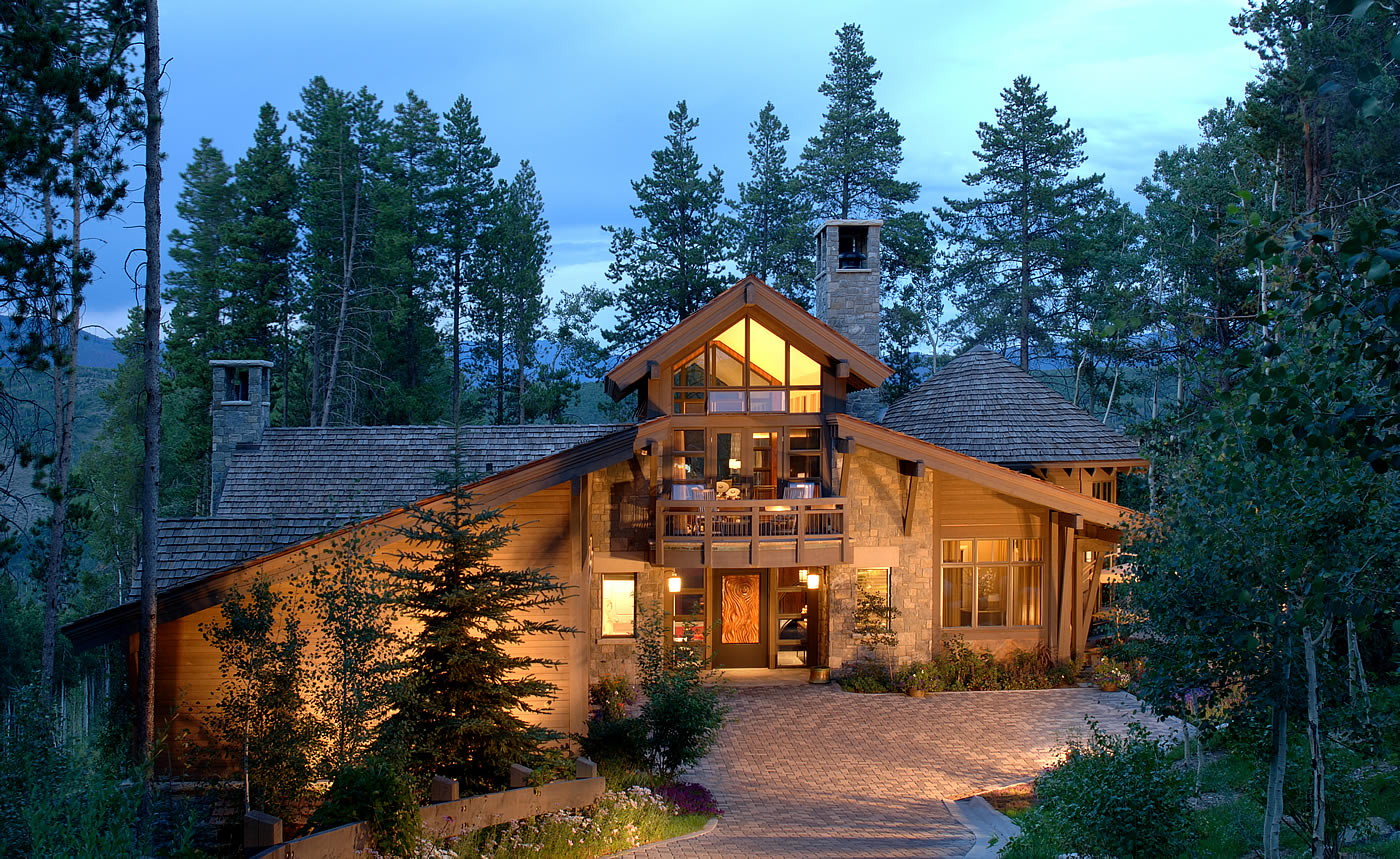 Luxury Home Rentals In Beaver Creek And Vail Colorado
